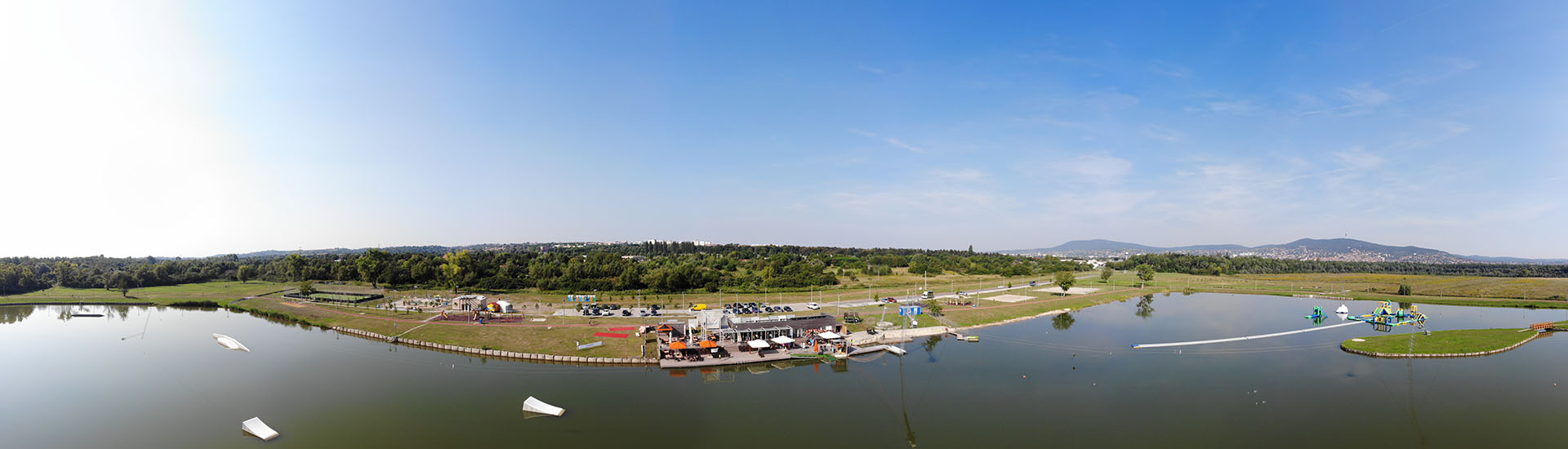 Central Wakeboard Park Pécs